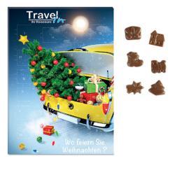 Storköp Adventskalender med choklad