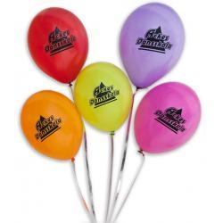 Ballonger små antal