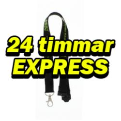 Tryckt nyckelband SUPEREXPRESS